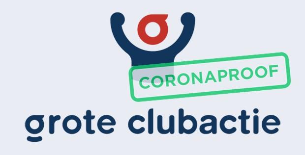 Grote Clubactie coronaproof