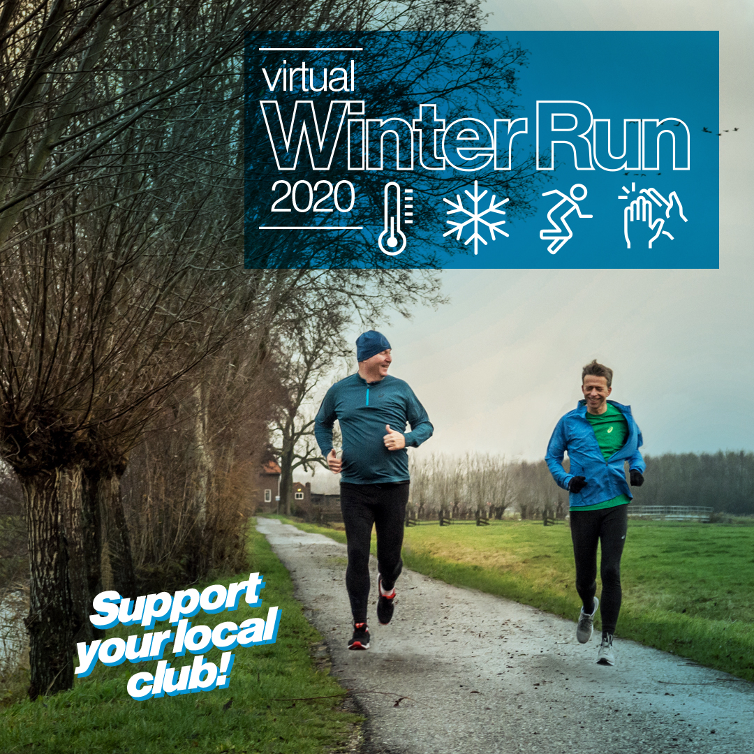 Virtual Winter Run 2020