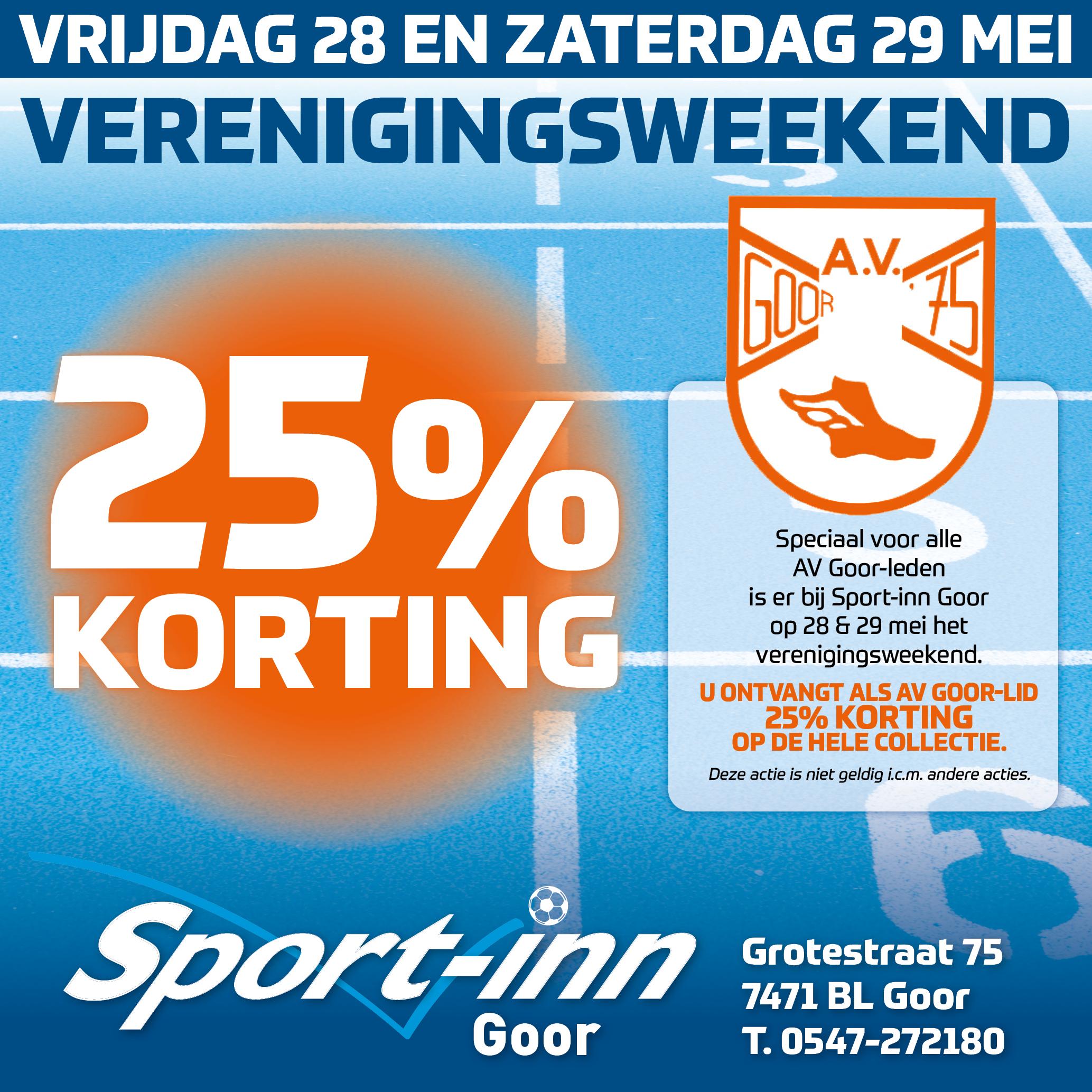 AV Goor - Verenigingsweekend 2021 - goor